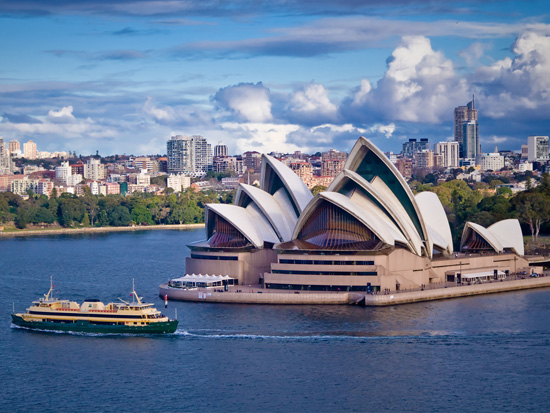 Australia holiday packages from Delhi