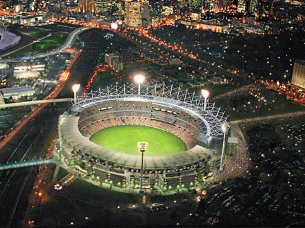 melbourne city In australia