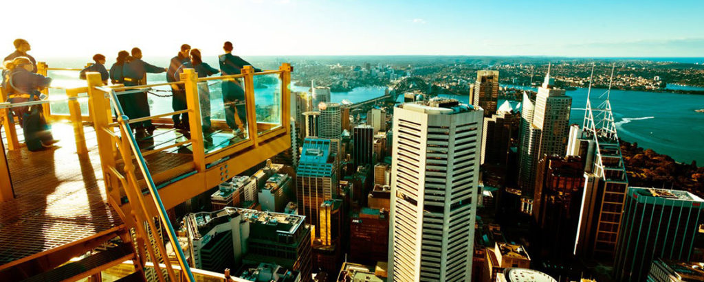 sydney tower eye in Australia