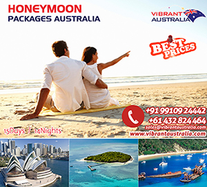 Honeymoon in Australia