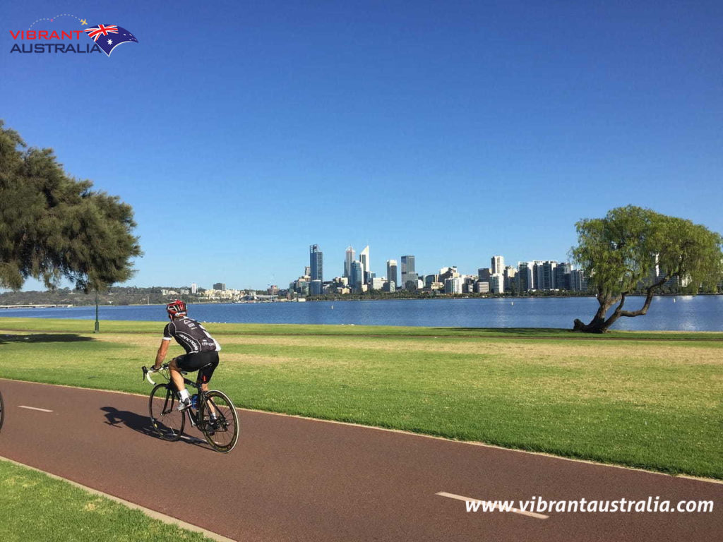 Ride Along Perth Beach Cycle
