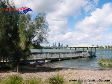 Holiday in Perth