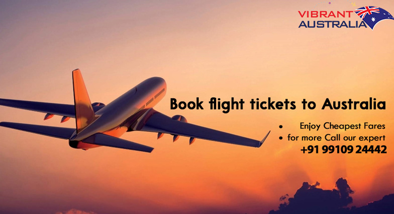 Australia flight booking